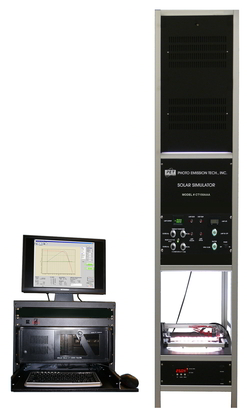 Solar Cell Tester Model CT150AAA-EM